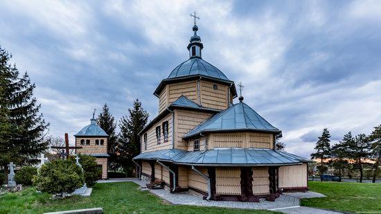 Immaculate Conception Church, Vysloboky, Ukraine, photo 6