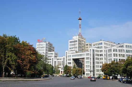 Kharkiv city, Ukraine