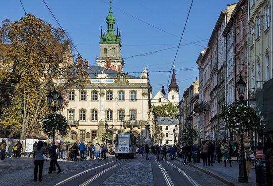 Lviv city, Ukraine