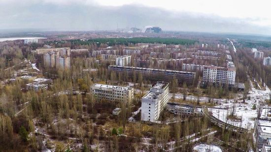Pripyat city, Ukraine