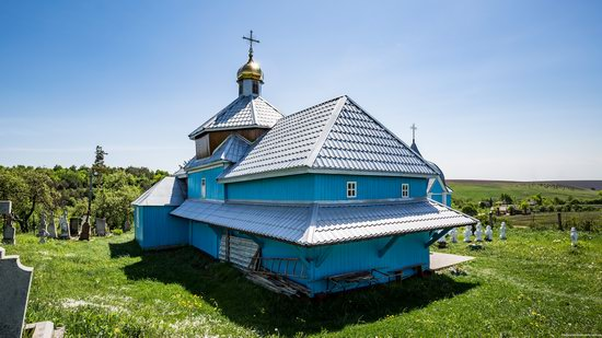 Assumption Church in Torhiv, Ukraine, photo 3