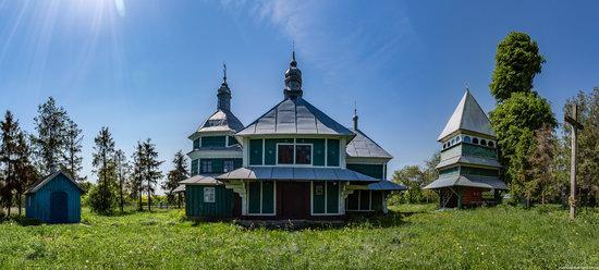 Church of Saints Cosmas and Damian, Makhnivtsi, Ukraine, photo 1