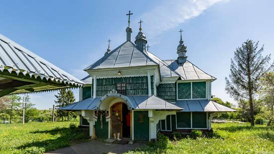 Church of Saints Cosmas and Damian, Makhnivtsi, Ukraine, photo 10