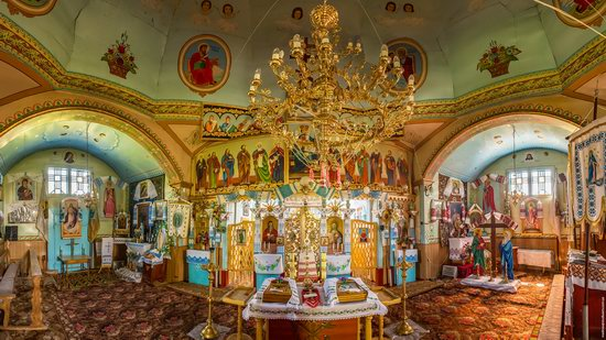 Church of Saints Cosmas and Damian, Makhnivtsi, Ukraine, photo 11
