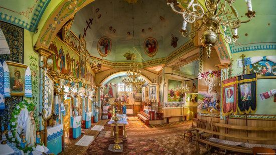Church of Saints Cosmas and Damian, Makhnivtsi, Ukraine, photo 12