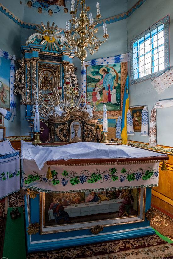 Church of Saints Cosmas and Damian, Makhnivtsi, Ukraine, photo 13