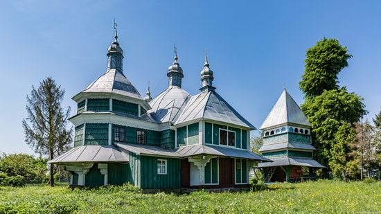 Church of Saints Cosmas and Damian, Makhnivtsi, Ukraine, photo 2