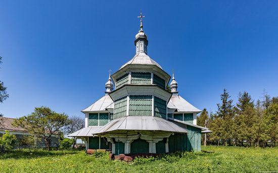 Church of Saints Cosmas and Damian, Makhnivtsi, Ukraine, photo 3
