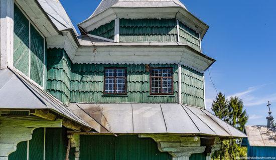 Church of Saints Cosmas and Damian, Makhnivtsi, Ukraine, photo 6
