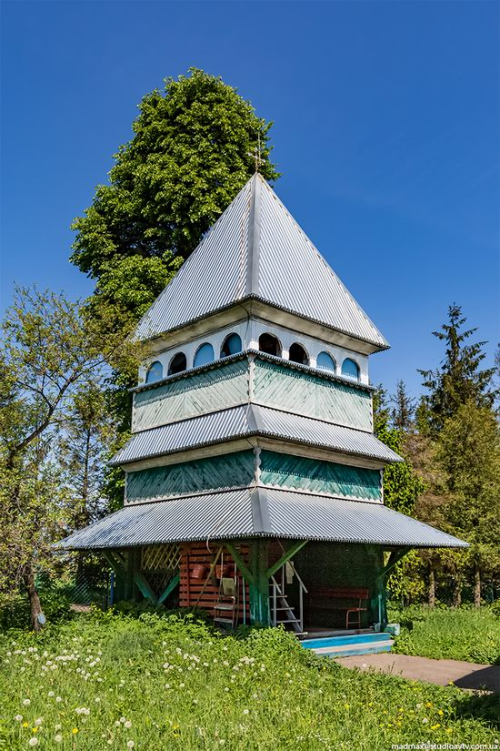 Church of Saints Cosmas and Damian, Makhnivtsi, Ukraine, photo 8