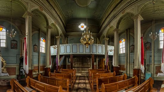 The Second Oldest Wooden Catholic Church in Ukraine, photo 10