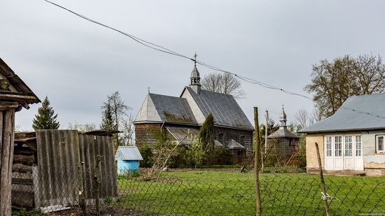 The Second Oldest Wooden Catholic Church in Ukraine, photo 14
