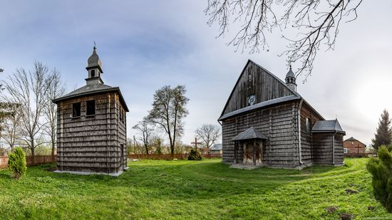 The Second Oldest Wooden Catholic Church in Ukraine, photo 7