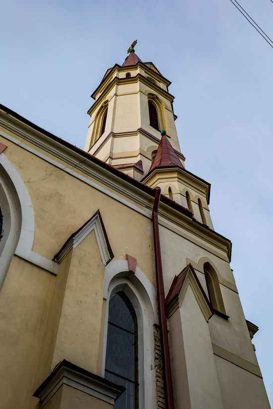 St. Joseph Catholic Church in Tshchenets, Ukraine, photo 9