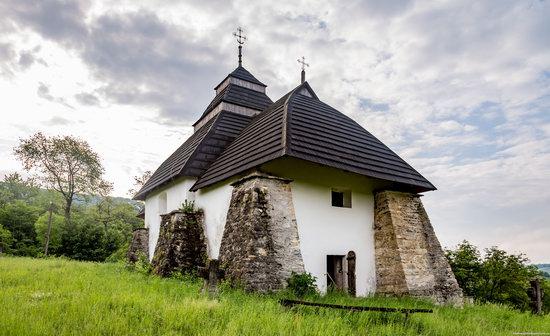 St. Michael Church in-Chesnyky, Ukraine, photo 11