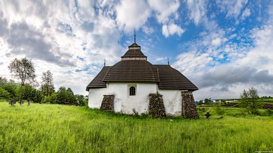 St. Michael Church in-Chesnyky, Ukraine, photo 12