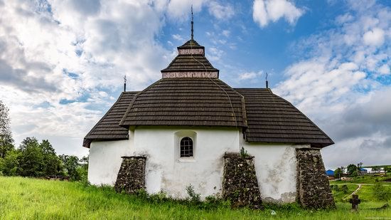St. Michael Church in-Chesnyky, Ukraine, photo 13