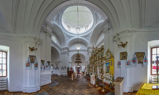Three Saints Church in Lemeshi, Ukraine, photo 12