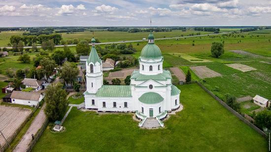 Three Saints Church in Lemeshi, Ukraine, photo 14
