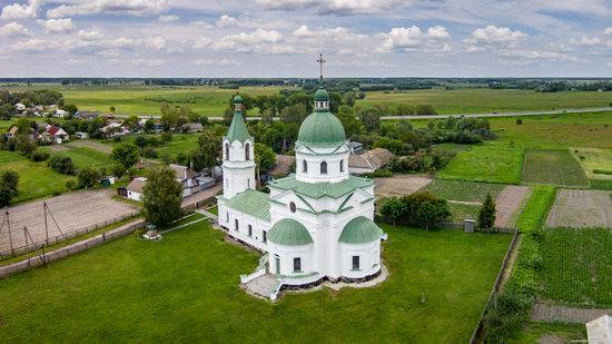 Three Saints Church in Lemeshi, Ukraine, photo 15