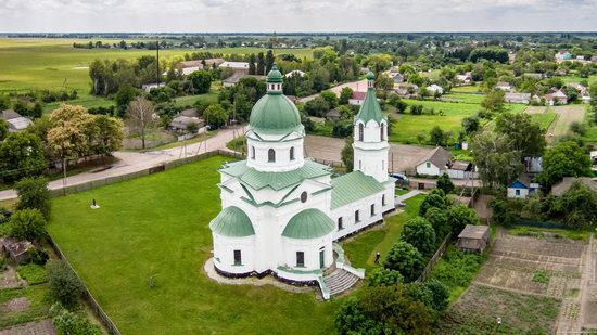 Three Saints Church in Lemeshi, Ukraine, photo 16