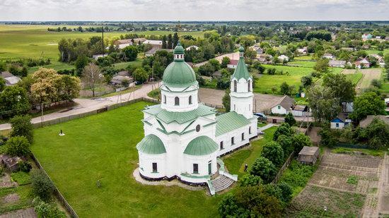 Three Saints Church in Lemeshi, Ukraine, photo 16