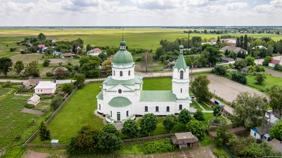 Three Saints Church in Lemeshi, Ukraine, photo 17