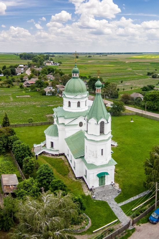 Three Saints Church in Lemeshi, Ukraine, photo 19