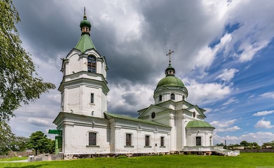 Three Saints Church in Lemeshi, Ukraine, photo 2