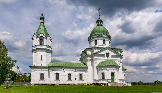Three Saints Church in Lemeshi, Ukraine, photo 3