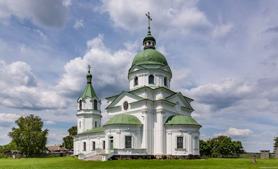 Three Saints Church in Lemeshi, Ukraine, photo 4