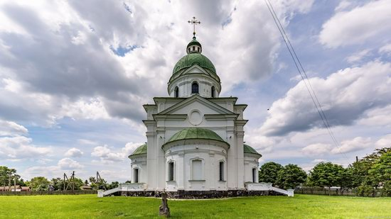 Three Saints Church in Lemeshi, Ukraine, photo 6