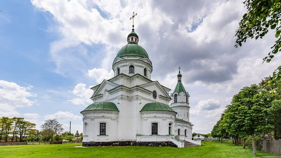 Three Saints Church in Lemeshi, Ukraine, photo 7
