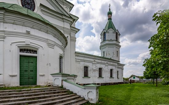 Three Saints Church in Lemeshi, Ukraine, photo 8