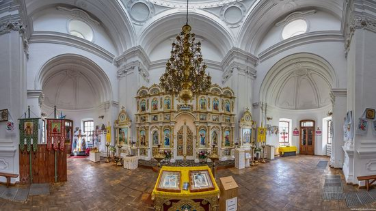 Three Saints Church in Lemeshi, Ukraine, photo 9
