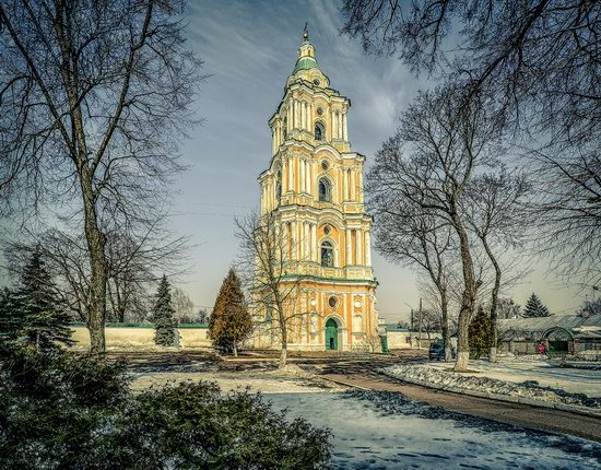 Beautiful old churches of Chernihiv, Ukraine, photo 11