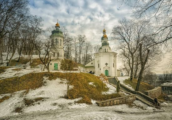 Beautiful old churches of Chernihiv, Ukraine, photo 7
