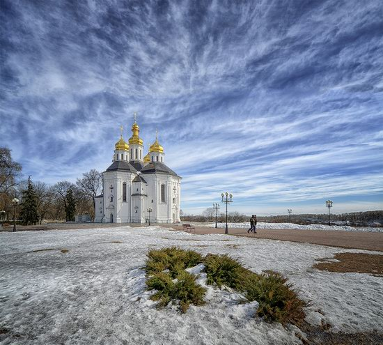 Beautiful old churches of Chernihiv, Ukraine, photo 9