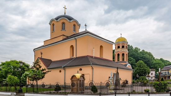 Church of the Nativity of Christ in Halych, Ukraine, photo 1