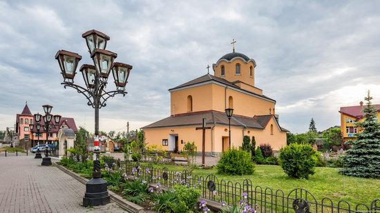 Church of the Nativity of Christ in Halych, Ukraine, photo 4