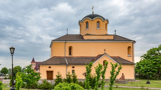 Church of the Nativity of Christ in Halych, Ukraine, photo 5