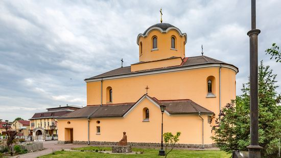 Church of the Nativity of Christ in Halych, Ukraine, photo 6