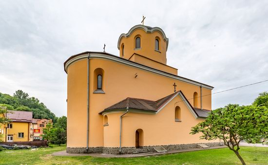 Church of the Nativity of Christ in Halych, Ukraine, photo 7