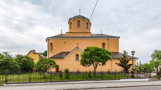 Church of the Nativity of Christ in Halych, Ukraine, photo 8
