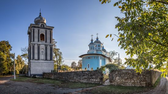 Church of the Nativity of the Blessed Virgin in Bairaky, Ukraine, photo 1