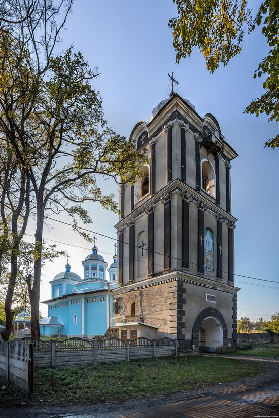 Church of the Nativity of the Blessed Virgin in Bairaky, Ukraine, photo 10