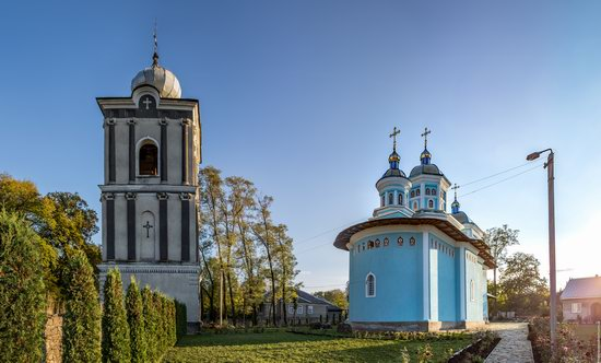 Church of the Nativity of the Blessed Virgin in Bairaky, Ukraine, photo 2