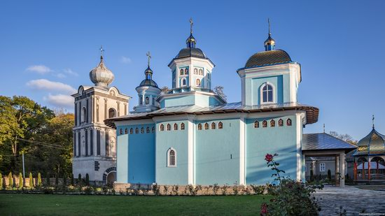 Church of the Nativity of the Blessed Virgin in Bairaky, Ukraine, photo 4