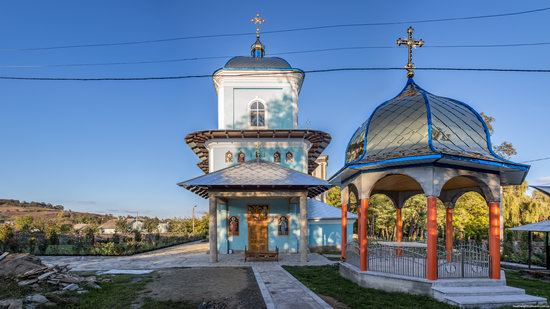 Church of the Nativity of the Blessed Virgin in Bairaky, Ukraine, photo 5
