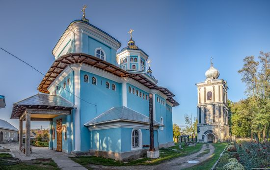 Church of the Nativity of the Blessed Virgin in Bairaky, Ukraine, photo 6